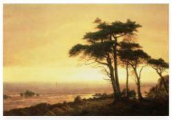 Albert Bierstadt, Art, Decor, Framing, ShopForArt, FramingArtCentreGallery.com