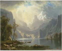 Albert Bierstadt, Art, Framing, Decor, ShopForArt, FramingArtCentreGallery.com