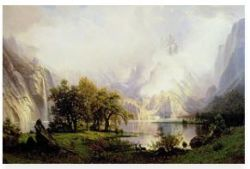 Albert Bierstadt, Art, Framing, Decor, ShopForArt, FramingArtCentreGallery.com